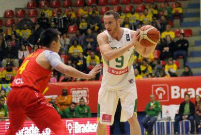 Mesmo não jogando bem, Brasil vence China em último amistoso pré-olímpico - The Playoffs