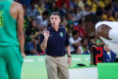 Após fracassos na Rio 2016, CBB anuncia fim da era Magnano e Barbosa - The Playoffs