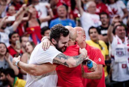 Austrália dorme e Sérvia fica com vitória expressiva para ir à final olímpica - The Playoffs