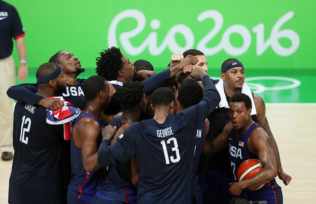 Estados Unidos conquistam título olímpico na Rio 2016