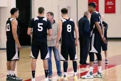 John Stockton participa de training camp dos Bucks - The Playoffs