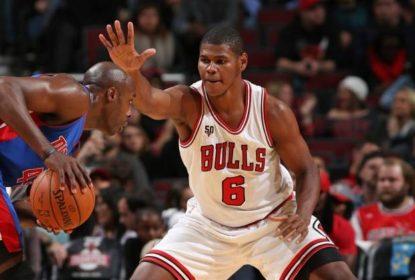 Cristiano Felício aposta em bom ano nos Bulls - The Playoffs