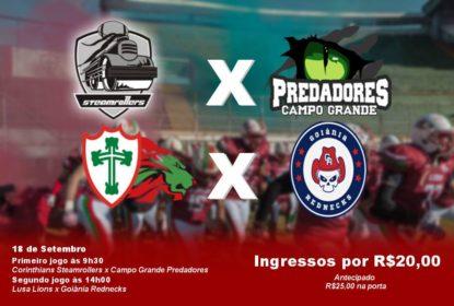 Com direito a banda marcial, Estádio do Canindé será sede de rodada dupla da Superliga Nacional - The Playoffs