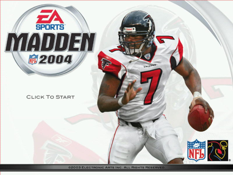 Madden cover 2004