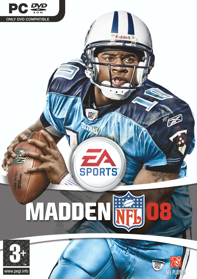 Madden Cover 2008