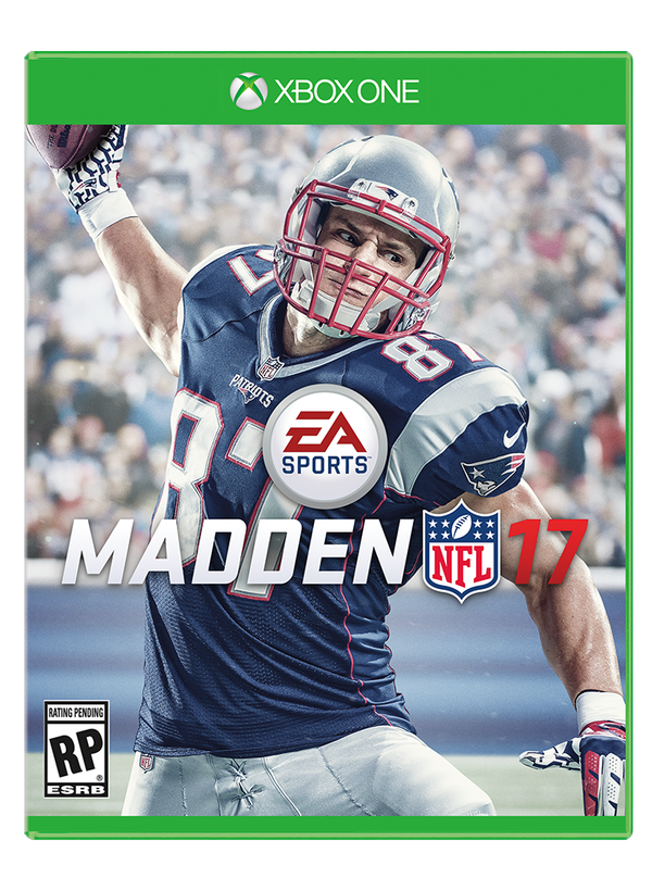 Madden Cover 2017