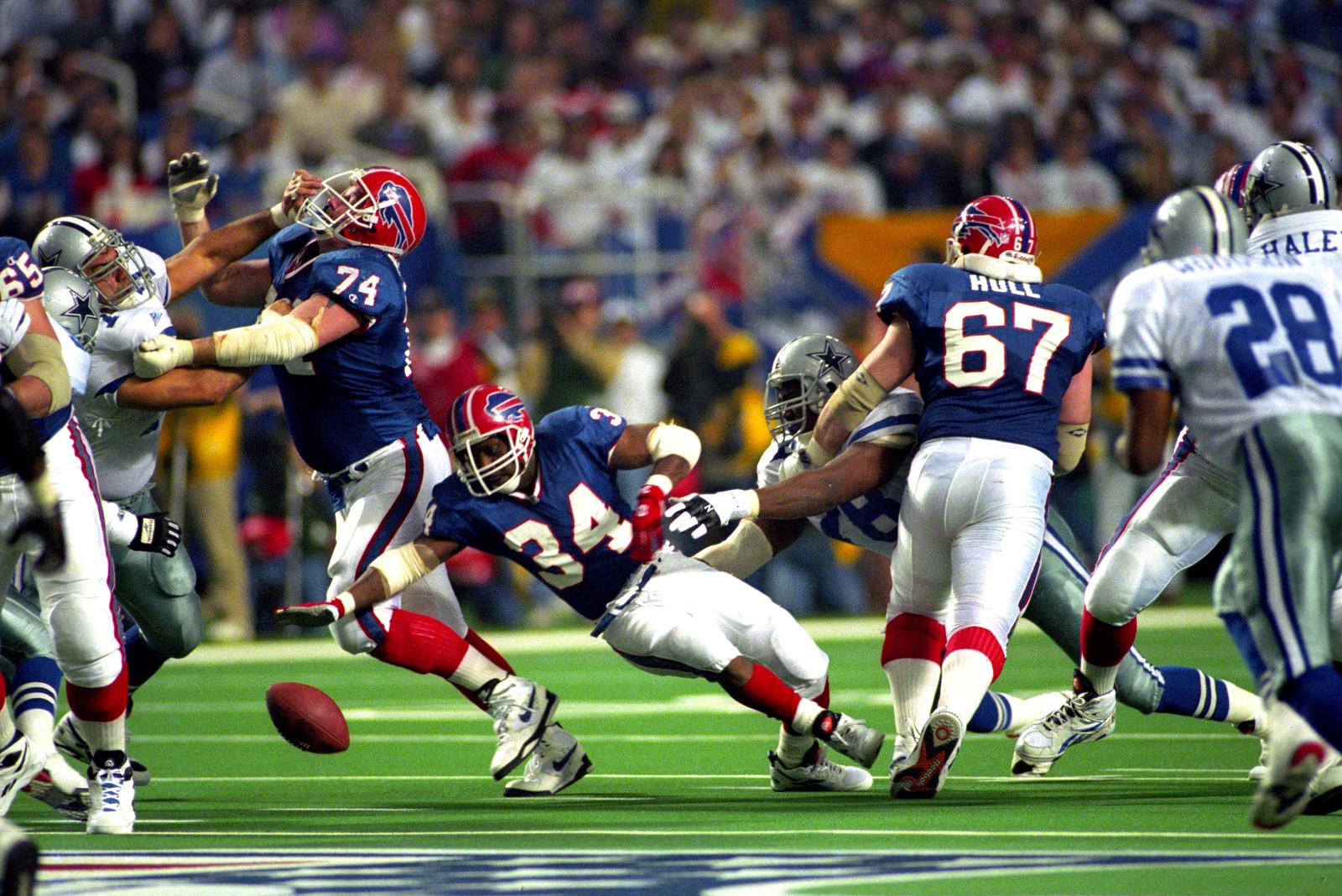 Os bicho-papões do Super Bowl
