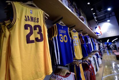 NBA abre loja oficial no Rio de Janeiro - The Playoffs