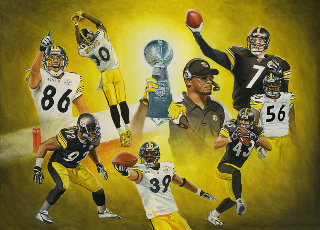 Maiores campeoes nfl