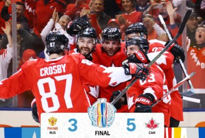 Canadá goleia Rússia e vai a final da Copa do Mundo de Hóquei - The Playoffs