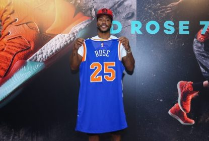 Rose afirma que Knicks são a equipe mais talentosa pela qual jogou - The Playoffs