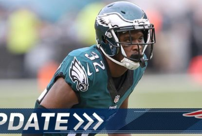 Eagles trocam Eric Rowe com os Patriots - The Playoffs