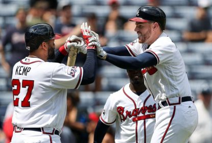 Atlanta Braves considera Freddie Freeman na 3ª base ao retornar da DL - The Playoffs