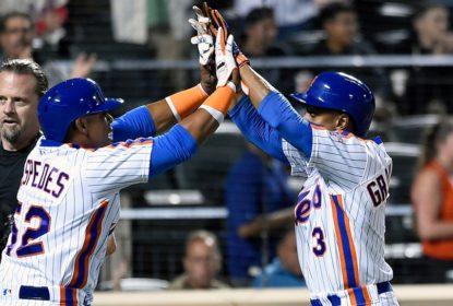 Curtis Granderson brilha na vitória dos Mets sobre Nationals - The Playoffs