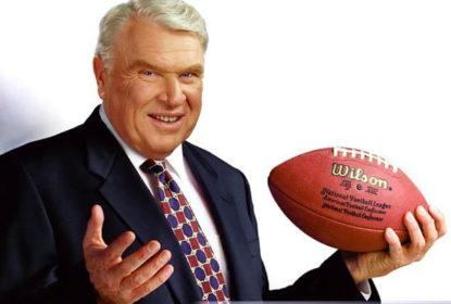 John Madden critica realocação dos Raiders para Las Vegas - The Playoffs