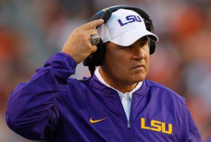 Houston coloca Les Miles e coordenador de Alabama na lista de possíveis técnicos da universidade - The Playoffs