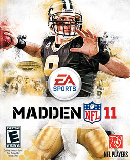 Madden Cover 2011