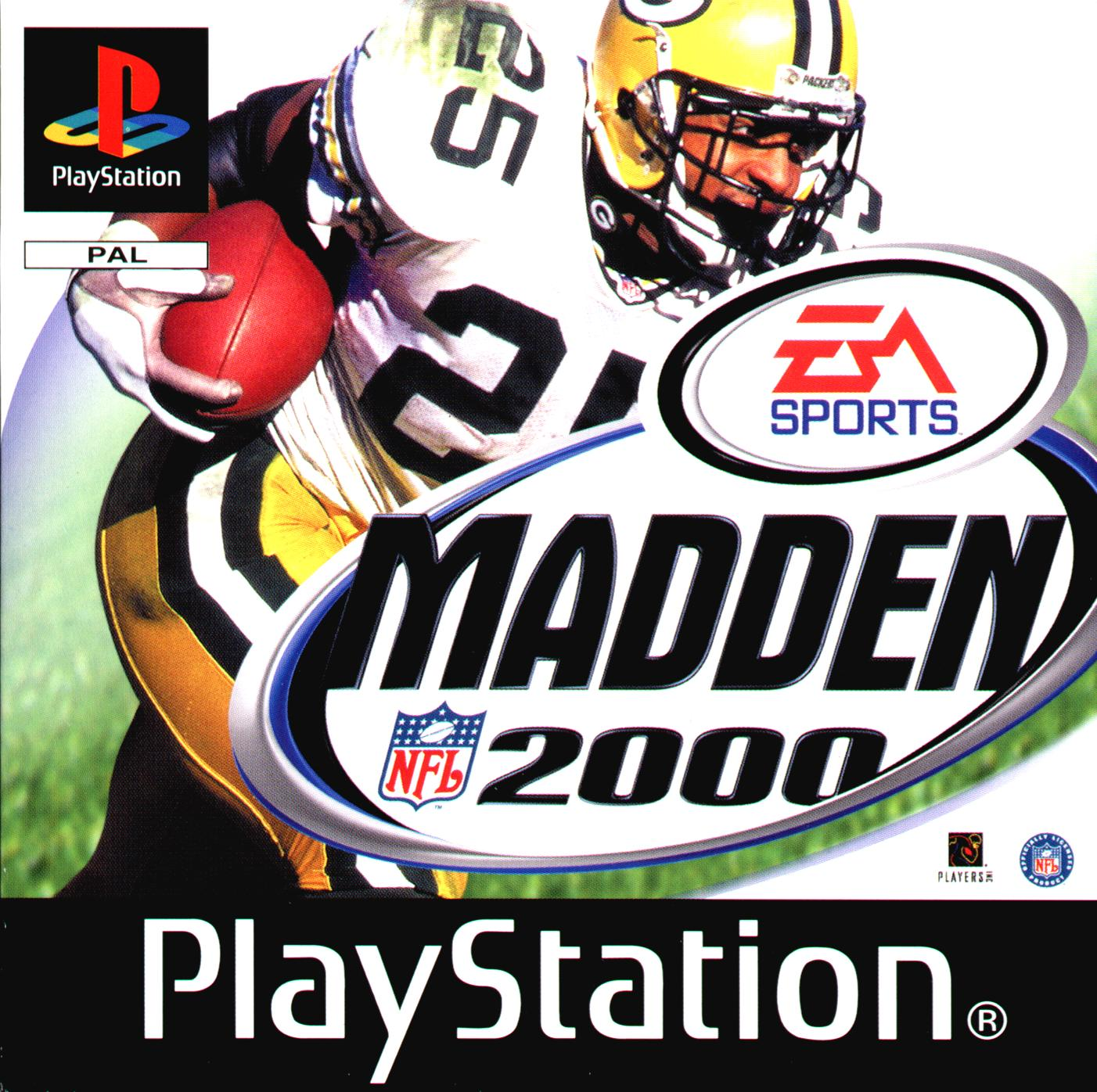 Madden cover 2000