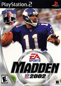 Madden Cover 2002