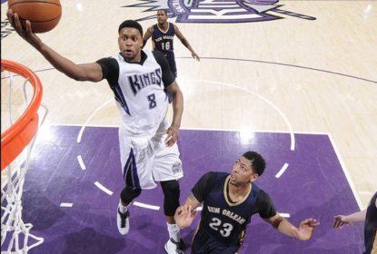 Rudy Gay avisa Sacramento Kings que não pretende ficar para a temporada 2017/2018 - The Playoffs