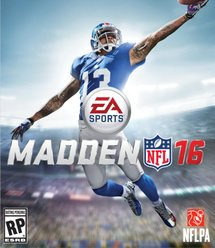 Madden cover 2016