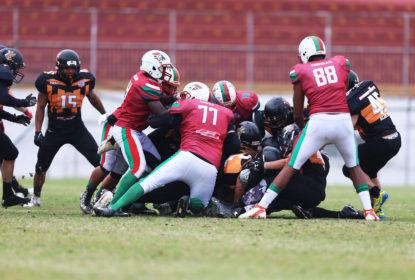 Lusa Lions derrota Corinthians Steamrollers na Superliga Nacional
