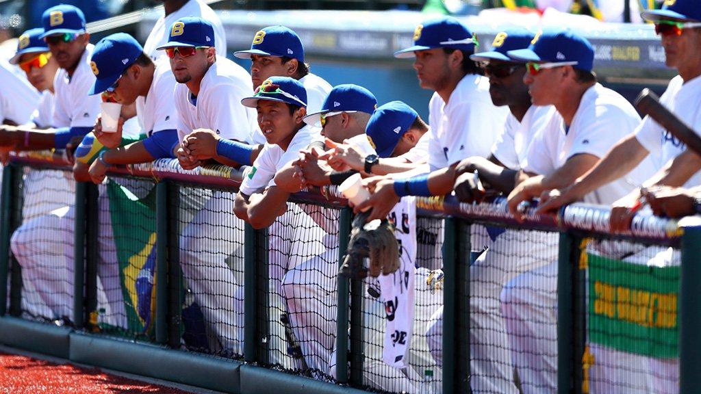 Brasil sediará classificatória de beisebol para jogos Pan-Americanos de Lima - The Playoffs