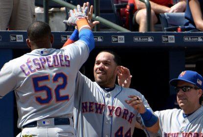 Com Grand Slam de Cespedes, Mets continuam na luta por vaga no Wild Card - The Playoffs