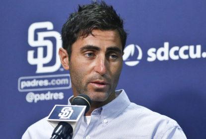 MLB suspende GM dos Padres por não divulgar ficha médica de jogadores durante negociações - The Playoffs