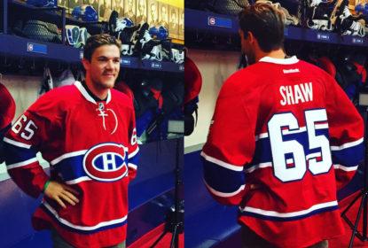 Andrew Shaw é reforço do Montreal Canadiens