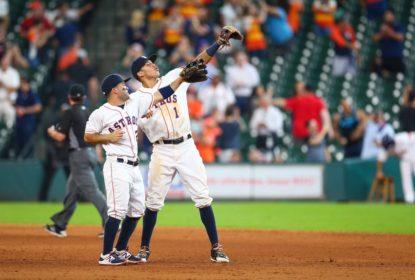 Houston Astros reage na 8ª entrada e vence Oakland Athletics por 4 a 3 - The Playoffs