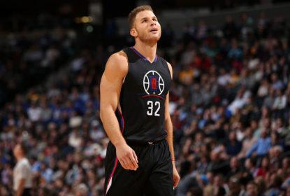 Com lesão no dedão do pé, Blake Griffin está fora dos Playoffs da NBA - The Playoffs