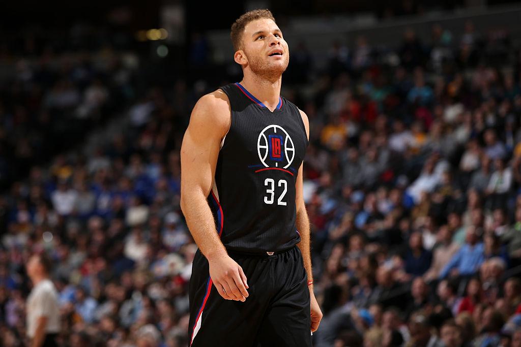 Blake Griffin tem mais um ano de contrato com o Los Angeles Clippers