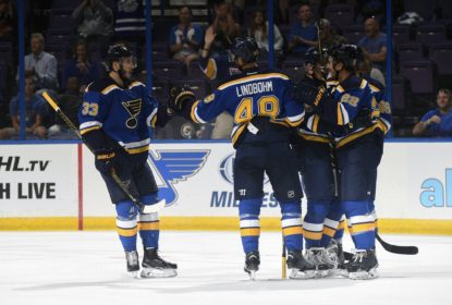 Blues abrem pré-temporada da NHL com duas vitórias sobre Blue Jackets - The Playoffs