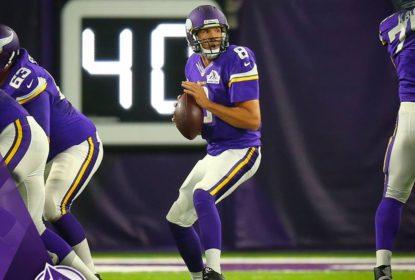 Bradford brilha e Vikings vencem Packers em primeiro jogo oficial no novo estádio - The Playoffs