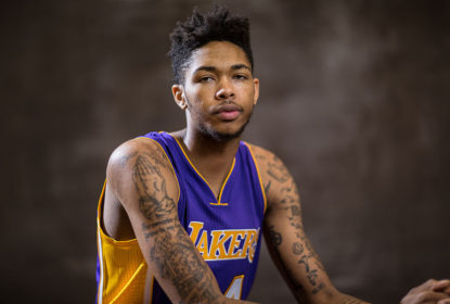 Brandon Ingram foi a escolha número 2 do Draft da NBA