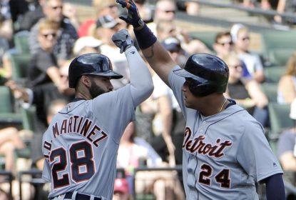 Com 2 HRs de Miguel Cabrera, Tigers batem White Sox em 11 entradas - The Playoffs