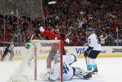 Canadá vence Europa no primeiro jogo da final da Copa do Mundo de Hóquei - The Playoffs