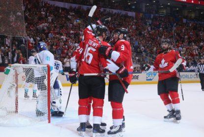 Canadá vence Europa e fica com 1º lugar do Grupo A da Copa do Mundo de Hóquei - The Playoffs