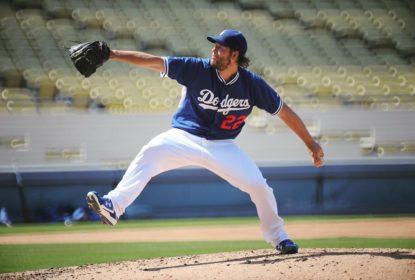 Clayton Kershaw inicia reabilitação para voltar aos Dodgers - The Playoffs