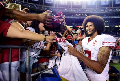 San Francisco 49ers e Colin Kaepernick buscam novo acordo - The Playoffs