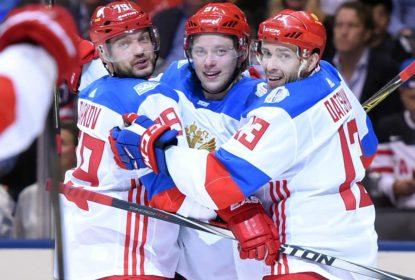 Rússia vence time norte-mericano e segue viva na Copa do Mundo - The Playoffs