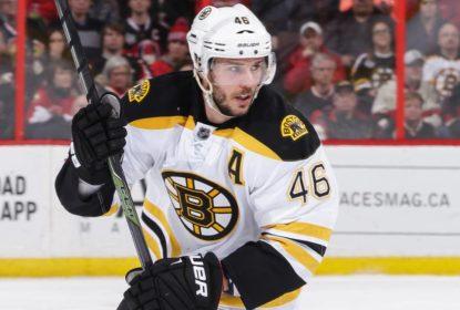 """Krejci sobre os Bruins:"""" Vejo esse grupo junto no máximo três anos"""" - The Playoffs"""
