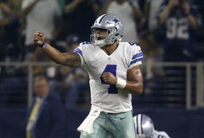 Dak Prescott impressiona e Cowboys vencem Bears - The Playoffs