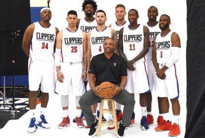 Doc Rivers diz que Los Angeles Clippers e Golden State Warriors são times parecidos
