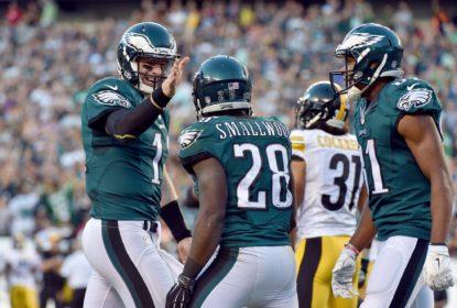 Philadelphia Eagles mantém invencibilidade com vitória contra Pittsburgh Steelers - The Playoffs