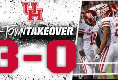 Em jogo apertado, Houston vence Cincinnati fora de casa no college football - The Playoffs