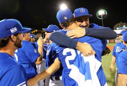 Israel não toma conhecimento da Grã-Bretanha e se classifica ao World Baseball Classic de 2017 - The Playoffs
