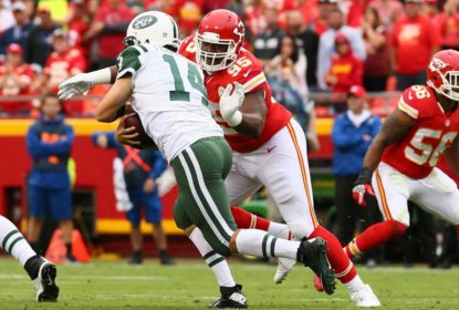 Chiefs vencem Jets com seis interceptações em Ryan Fitzpatrick - The Playoffs