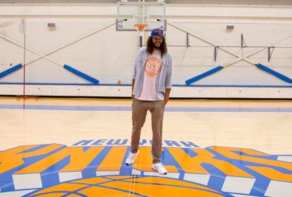 Joakim Noah, pivô do New York Knicks (Foto: Reprodução Facebook / Joakim Noah)